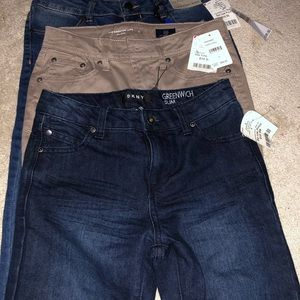 Brand new girls jeans